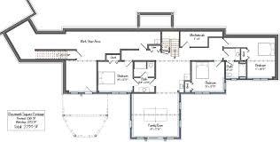 single level floor plans post and beam single story floor plans