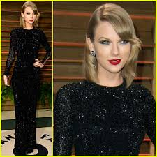 Vanity Fair After Oscar Party Taylor Swift Goes Glam For The Vanity Fair Oscars Party 2014
