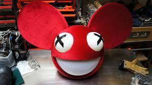 Deadmau5 Costume Halloween Adam Savage U0027s Cave Deadmau5 Helmet Tested