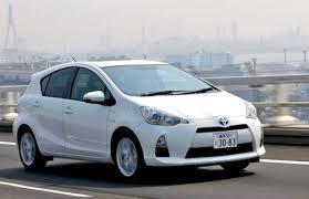 toyota mini cars toyota aqua still s best selling car for five months