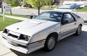 1980s dodge cars ebay 1986 dodge daytona turbo z cs 80s shelby bestride