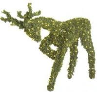 christmas topiary outdoor christmas decorations