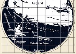 agartha map secret maps of the third reich did the s find the entrance