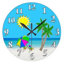 themed wall clock themed wall clocks zazzle