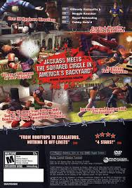 Backyard Football Ps2 by Backyard Wrestling Sony Playstation 2 Game