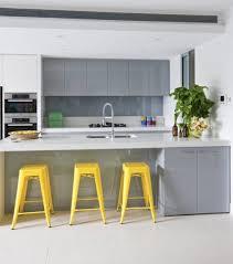 cuisine jaune citron vive le jaune citron