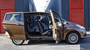 auto con porte scorrevoli ford b max 1 6 tdci 95 cv titanium omniauto it