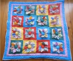yo yo quilts projects to quilt by hand on craftsy