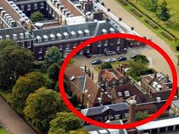 who lives in kensington palace who lives at kensington palace with prince harry and meghan markle