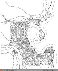 Table Rock Lake Map Maps Dyson U0027s Dodecahedron