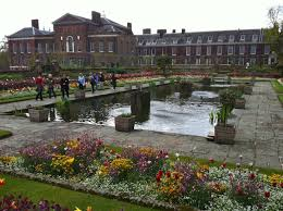 Where Is Kensington Palace Kensington Palace Garden History Tours The Seventeenth Century Lady