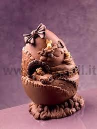 stampo uovo pulcino lineaguscio stampi decorazione pasqua uovo