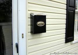 bungalow mailbox home design inspirations