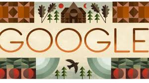thanksgiving 2016 doodle celebrates with american