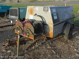 1995 leroi 175 air compressor item k3963 sold may 23 sh