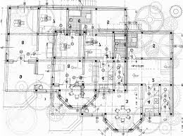 architectural plan floor plan ar house in la calera colombia residentialplans