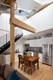 market two storey penthouse loft in downtown toronto by rad