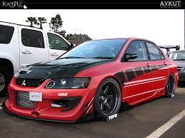 mitsubishi evo custom mitsubishi evolution ix by aykutfiliz on deviantart