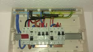wiring diagram garage rcd unit wiring diagram