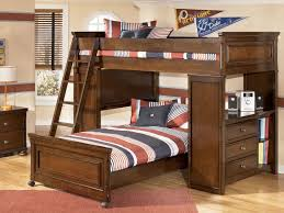 Bunk Bed With Desk And Drawers Bunk Bed Desk For Your Children Foster Catena Beds