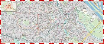 Large Scale Map Vienna Map Detailed Printable High Quality Road Guide U0026 Street