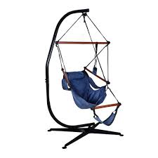 best choice products hammock hanging chair air deluxe tan 250