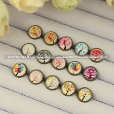 store stud earrings big discount 50 pairs 10mm fashion earrings stud earrings glass