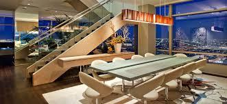 Interior Duplex Design 51a Duplex Penthouse Atop The Ritz Carlton Residences In Los