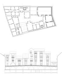 gallery of jazz campus buol zund 14 jazz campus floor plan elevation