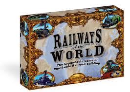 amazon com eagle gryphon games railways of the world strategy