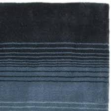 Blue Ombre Rug Martha Stewart By Safavieh Ombre Gradient Blue Wool Rug 8 U0027 X 10