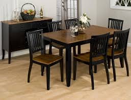 black dining table and hutch gavelston 8pc dining room table dining room furniture sets images