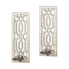 Mirrored Wall Sconce Wall Sconces Mirrored Sconce Candle Holder Afterpartyclub
