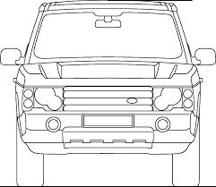 range rover drawing range rover 2002 smcars net car blueprints forum