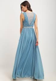 women dresses unique occasion wear cloud blue unique dress