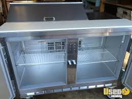 Used Sandwich Prep Table by Prep Table For Sale Used Victory 3 Door Refrigerted Prep Table For