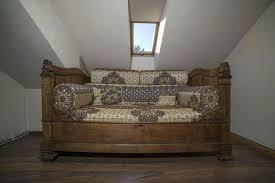 canapé lit ancien lit transforme en canape lit bateau ancien clasf lit transforme en