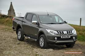 Tested All New Series 5 Mitsubishi L200 Warrior Petroleum Vitae