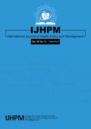 international journal of health policy and management articles