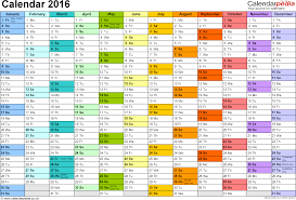 calendar 2016 uk with bank holidays excel pdf word templates