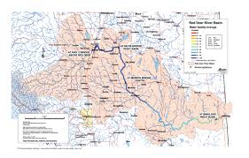 Map Of Rivers Maps Of The Red Deer River Watershed Rdrwa