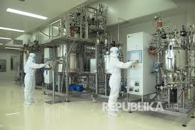 Bio Di Bandung bio farma dapat persetujuan kelola plasma darah republika