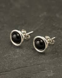 black onyx stud earrings black onyx studs black onyx earrings black onyx stud earrings