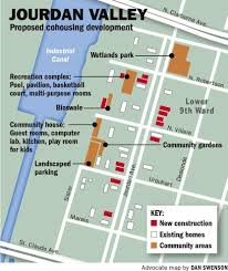 New Orleans Ward Map by Developer Looking To Build U0027cohousing U0027 Community In Lower 9th Ward