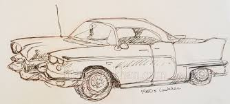 classic cars drawings drawings u2013 ayesha khan
