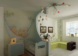 separation chambre salon design interieur idee separation chambre bebe deco murale