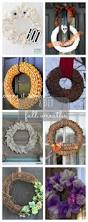 keeping it simple fall wreath ideas mmm 350 block party