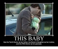 10th Doctor Meme - 25 best memes about the doctors daughter the doctors