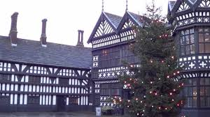 Real Christmas Trees Manchester Christmas Tree At Bramall Hall 2012 Youtube