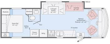 sunstar floorplans winnebago rvs